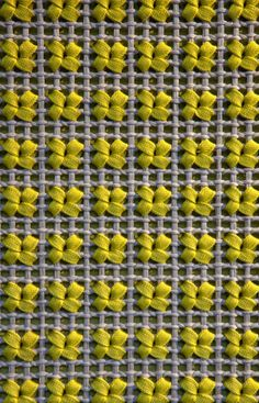 Paola Lenti's High Tech Rugs - COVER Magazine: Carpets & Textiles For Modern Interiors