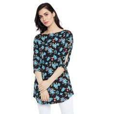 Trendy Cotton Tops For Women - Legitkart Western Tops, Western Wear, Womens Trendy Tops, Ethnic Gown, Formal Shirts, Jumpsuit Dress, Lounge Wear, Tunic Tops, Stylish