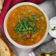 lencseleves receptek | NOSALTY Curry, Ethnic Recipes, Food, Curries, Essen, Meals, Yemek, Eten
