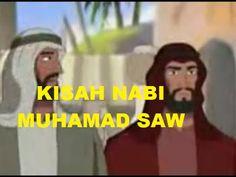 Kisah Nabi Muhammad, Film Kartun, cerita nabi muhamad, Ketika cahaya tauhid padam di muka bumi, maka kegelapan yang tebal hampir saja menyelimuti akal.