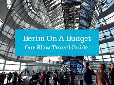 See Berlin for less with our best travel tips and ideas for free things to see and do in Berlin. Berlin on a shoestring budget is easy when you know how.
