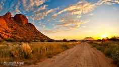 Panoramic - Spitzkoppe in Namibia by Mitchell Krog on 500px