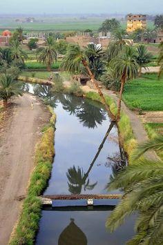 countryside Egypt, #egypt