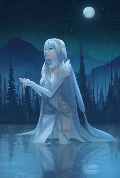 Azura by yagaminoue on DeviantArt