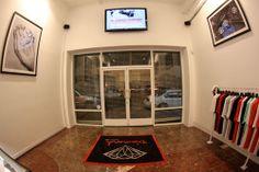 Diamond store Fairfax - Entrance