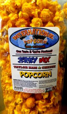 International Popcorn - Jersey Mix