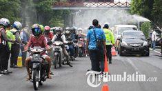 Antisipasi Covid-19, Wali Kota Risma Siapkan Posko, Bakal Sterilisasi Kendaraan yang Masuk Surabaya Surabaya, Diwali