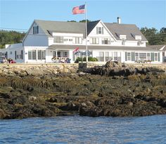 Ocean Point Inn, Maine @ Jim LeClair