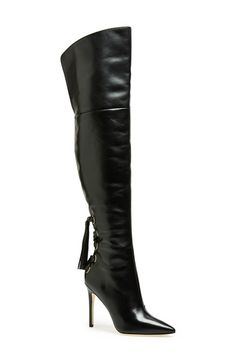 00b2498803e Free shipping and returns on Via Spiga  Femke  Pointy Toe Over the Knee Boot