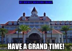 Disney's Grand Floridian Resort & Spa is the flagship hotel at Walt Disney World. AAA Four Diamond Award Winning Victorian Luxury. http://mymickeyvacation.com/chrisballard