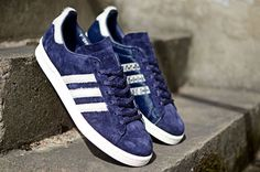 official photos 6d92a 1fd08 Release Date ZOZOTOWN x adidas Originals Campus 80s