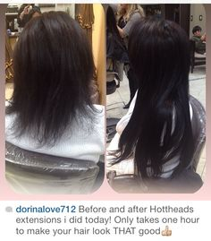 Extensions by Dorina!