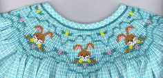 Cross Eyed Cricket Smocking Designs