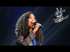 Romy Monteiro - I Will Always Love You (The Blind Auditions | The voice of Holland 2014) - YouTube