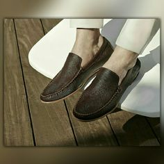 eaa01082ef971e Fancy - Leonie Salvatore Brown Casual Loafers