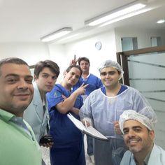 Equipe Instituto Fluminense de Implantodontia