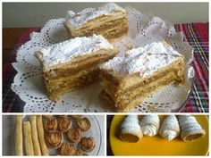 DULCES DE MASA HOJALDRE PERUANA DE CARRETILLA¡ECONÓMICA ,FÁCIL! Peruvian Desserts, Peruvian Recipes, Cookie Desserts, Dessert Recipes, Churros, French Toast, Cookies, Breakfast, Food