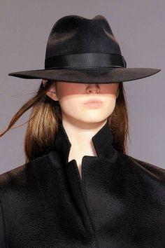 Brim hat