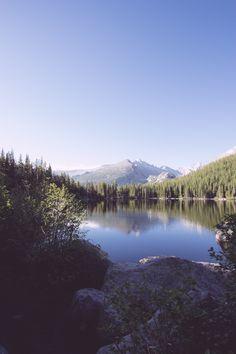oneyear47nationalparks:  Bear Lake. RMNP