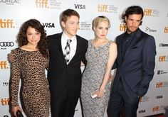 Connor and all the Rising Stars of TIFF 2012