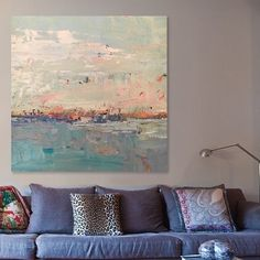 I think I'd like to paint some more like this one. It's not new but one of my favorites. #abstractartwork #abstracts #nycviews #coastalviews #newenglandcoast