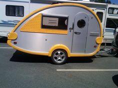 Cool camper I saw in Maine
