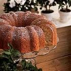 "Banana bundt bread.  Pinner states ""You will throw away your other banana bread recipes after making this!  I made it, and it was gone FAST!  One pan, big amount.  It calls for shortening - but I substituted butter and it was fine"". Must try!"