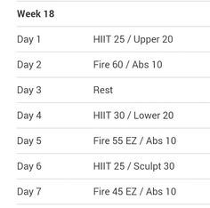 fire schedule schedule week turbo girl week 11 forward turbo fire ...