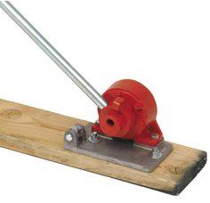 Marshalltown Tools | Rebar Bender/Cutter