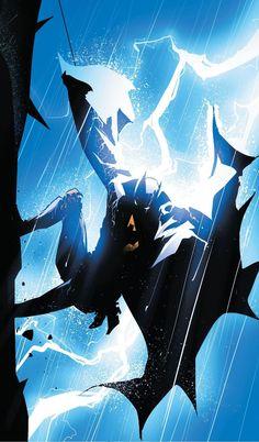 Earth 2: Society - Batman - Dick Grayson by Jorge Jimenez *