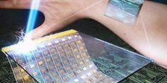 Giyilebilir Ekranlar İçin Ultra İnce ve Şeffaf Oksit Transistörleri Geliştirildi