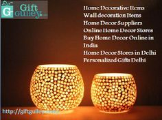 Buy latest collections of Home Decorative Items from Gift Gulley store in Delhi. http://giftgulley.com/