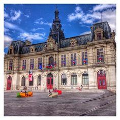 Poitiers' Town Hall - 14 Juli 2014 - Poitou Charentes