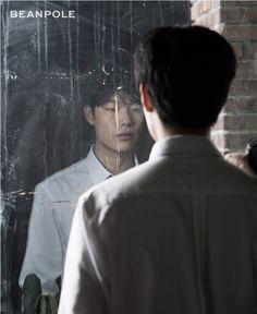 actor Ryu jun-yeol by Beanpole