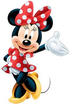 Cutout: Life Size Polka Dot Party Minnie Mouse - (each) Mickey Mouse E Amigos, Mickey E Minie, Mickey Mouse And Friends, Minne, Minnie Mouse Party, Mickey Mouse Clubhouse, Minnie Baby, Minnie Png, Retro Disney