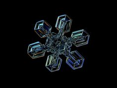 Snowflake Photo - High Voltage IIi is a photograph by Alexey Kljatov