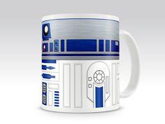 Caneca R2-D2 Star Wars by Cult Bazar