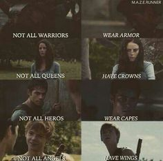 Maze Runner characters part two