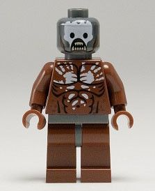 LEGO 20 NEW REDDISH BROWN CASTLE MINIFIGURE LEGS ARMOR PLATED PARTS