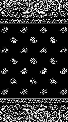 Bandana wallpaper by TonyApex - Hype Wallpaper, Trendy Wallpaper, Black Wallpaper, Screen Wallpaper, Aesthetic Iphone Wallpaper, Cool Wallpaper, Cute Wallpapers, Aesthetic Wallpapers, Luxury Wallpaper