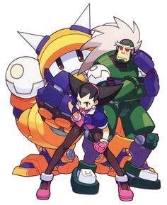 Mega Man Legends - Teasel Bonne