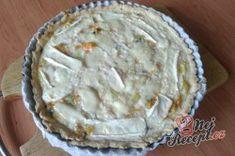 Quiche s jarní cibulkou Quiche, Pie, Torte, Cake, Fruit Pie, Quiches, Pai, Tart, Cheeseburger Paradise Pie