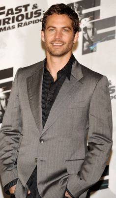 Paul Walker at Fast & Furious premiere