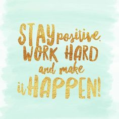 #dailyquote #positivenergy #workharder #eszterslife