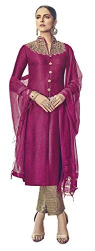 Heart & Soul Designer Wedding & Party Wear Fully Stitched Embroidery Designer Salwar Suits Dupatta XL size for Women (Pink) Heart & Soul http://www.amazon.in/dp/B01CVRQWF6/ref=cm_sw_r_pi_dp_Z7b5wb0B5MDVV