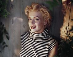 Her agent Johnny Hyde reportedly convinced her to have two plastic surgeries: reshaping the cartilage at the tip of her nose and a chin implant. | 18 Things You Might Not Know About Marilyn Monroe