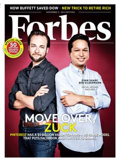 Inside Pinterest: The Coming Ad Colossus That Could Dwarf Twitter And Facebook - Forbes