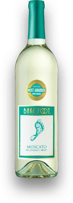Barefoot Moscato White Wine