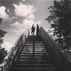 'himmeltrappen' (staircase to heaven) @ 'sti for øye'