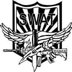 EPPD SWAT Eagle